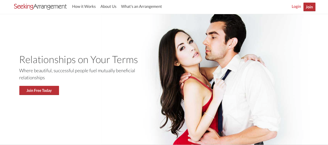 First Impression: Joining The Sugar Daddy Dating Site